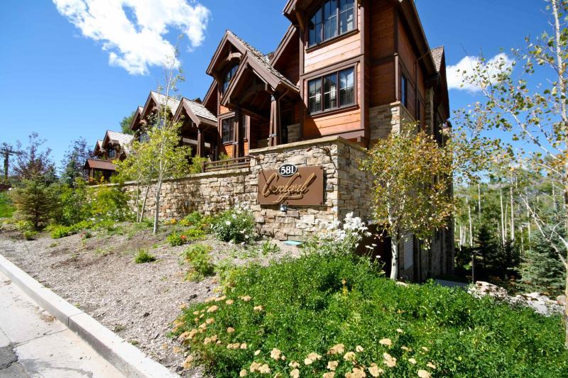 Luxury 4 Bed, 4.5 Bath, Ski-In/Ski-Out Condo (B) - Image 1 - Telluride - rentals