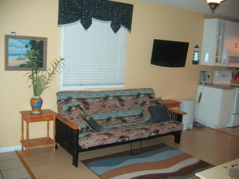 Left side of Family room - Dewey: Luxury,Location & Convenience with Pool - Dewey Beach - rentals