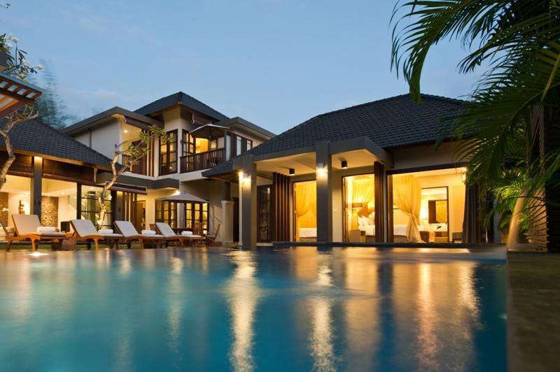 Akara Villa 4 bedroom - 4 Bedroom Akara Villas - Bali - rentals