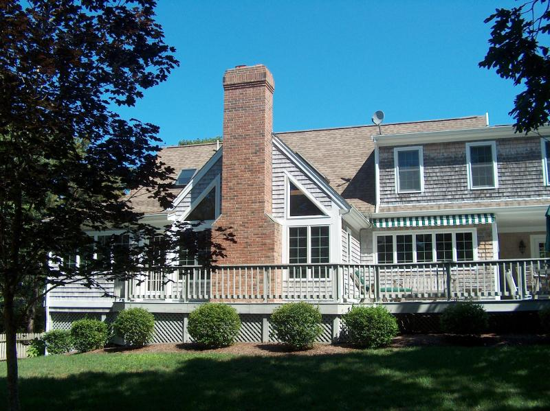 Back of House - Harwich Cape Cod-Golfer's Delight, Near Beaches - Harwich - rentals