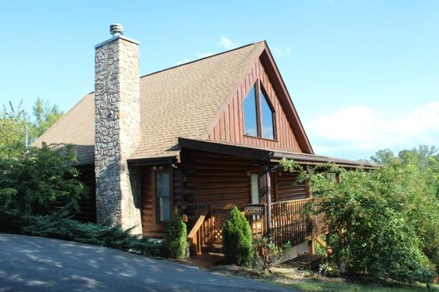 EAGLES HAVEN CABIN - SPECTACULAR MOUNTAIN VIEWS - Image 1 - Sevierville - rentals