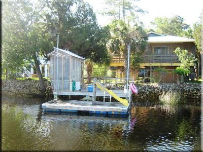 Riverview - The Shuck Shack - Steinhatchee - rentals