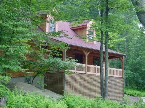 The Bear Dance Cabin at Wintergreen - Image 1 - Wintergreen - rentals
