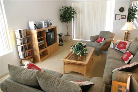 4 Bedroom home on the Highlands Reserve Golfing Community. - Image 1 - Orlando - rentals