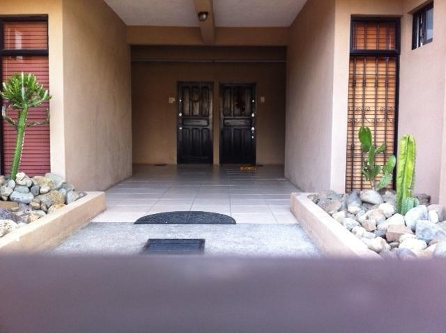 Entrance to building - Beautiful apartment with view close to San Jose! - Moravia - rentals