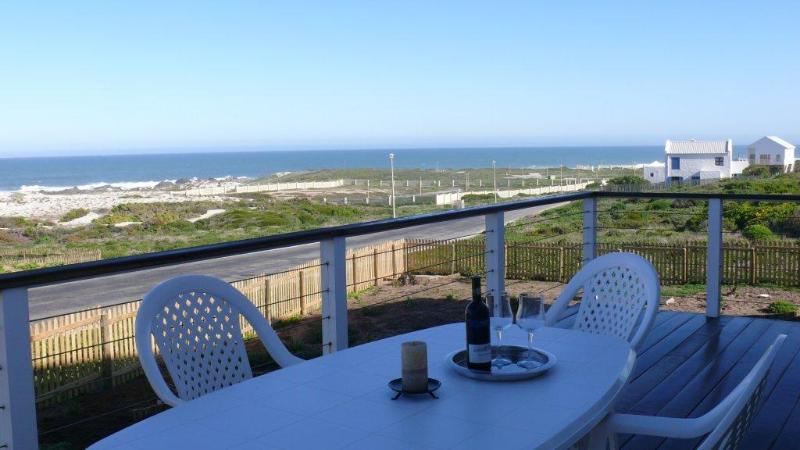 View from Deck - Chez James - Yzerfontein - rentals