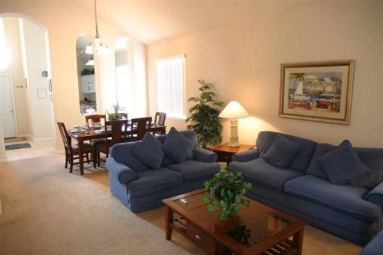 Inviting 4 Bedroom 2.5 Bath Sparkling Pool Home - Image 1 - Orlando - rentals