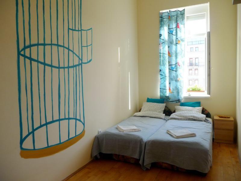 Bedroom - Kimchi - Budapest - rentals