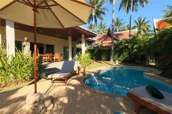 Comfortable &  Calm 2 bedrooms pool villa in Rawai - Image 1 - Rawai - rentals