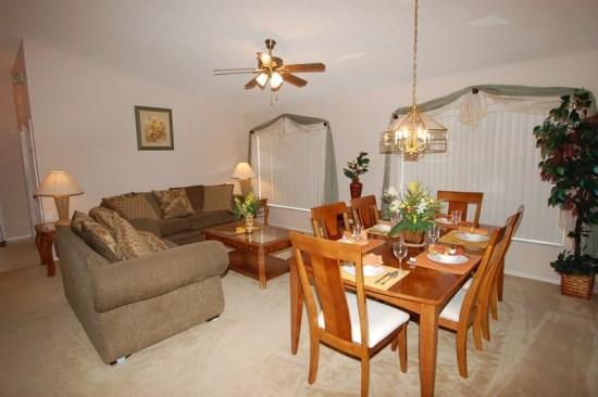 4 Bedroom 2 Bath Pool/Spa Home near Disney! - Image 1 - Orlando - rentals