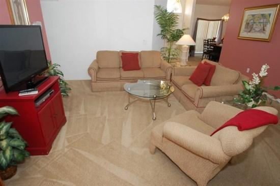 4 Bedroom 3 Bath with games room, Only 9 miles from Disney! - Image 1 - Orlando - rentals