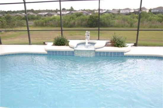 5 Bedroom 4.5 Bathroom Pool Home with Awesome Deck !! - Image 1 - Orlando - rentals