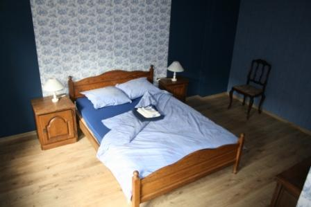 Blue room (double room) - Charming, practical Holiday House - Bruges - rentals