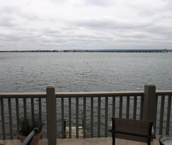 View off Main Deck - Newly remodeled 3-Bdrm, 4-Bth, T-home On Lake LBJ - Horseshoe Bay - rentals