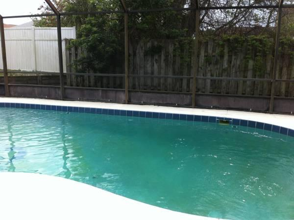 Beautiful Large Inground Pool - Beautiful 3 bedroom 2 bath Pool Home with large ga - Ormond Beach - rentals