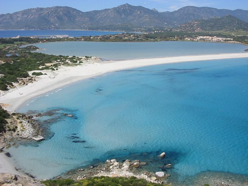Villasimius panorama - VILLASIMIUS (Sardinia) Polinesia of Mediterraneo - Villasimius - rentals
