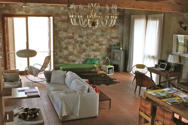 Apartment GELSOMINO Volterra - Apartment GELSOMINO  Volterra swimingpool , tennis - Saline di Volterra - rentals