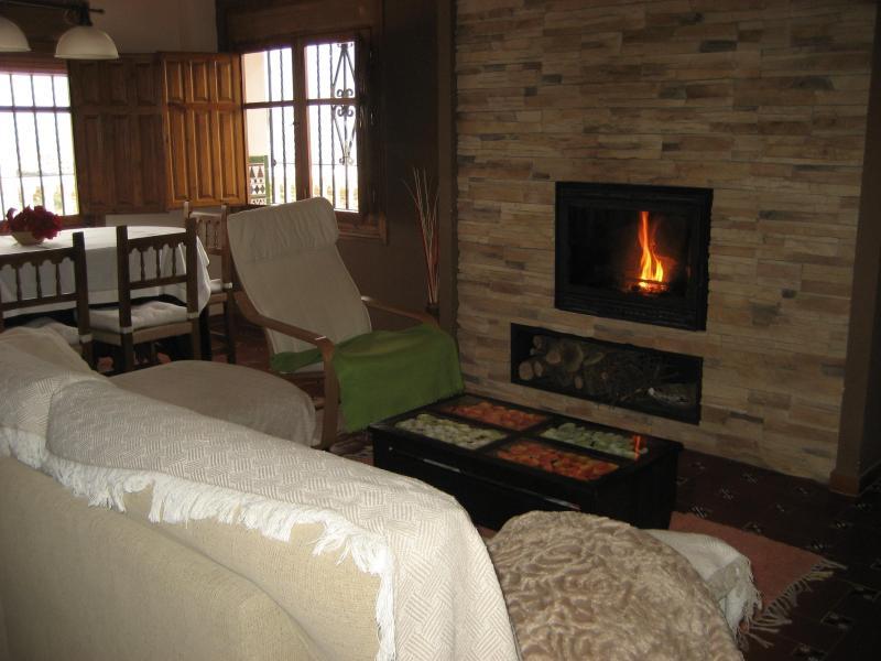 Cottage in Monachil - Granada, in the natural park of Sierra Nevada - Image 1 - Monachil - rentals