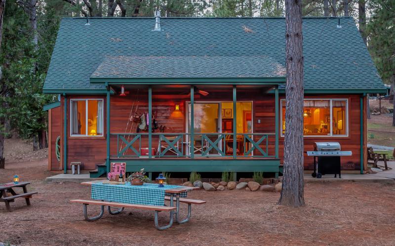 the Cabin at Quail Crossing - the Cabin at Quail Crossing - Yosemite National Park - rentals