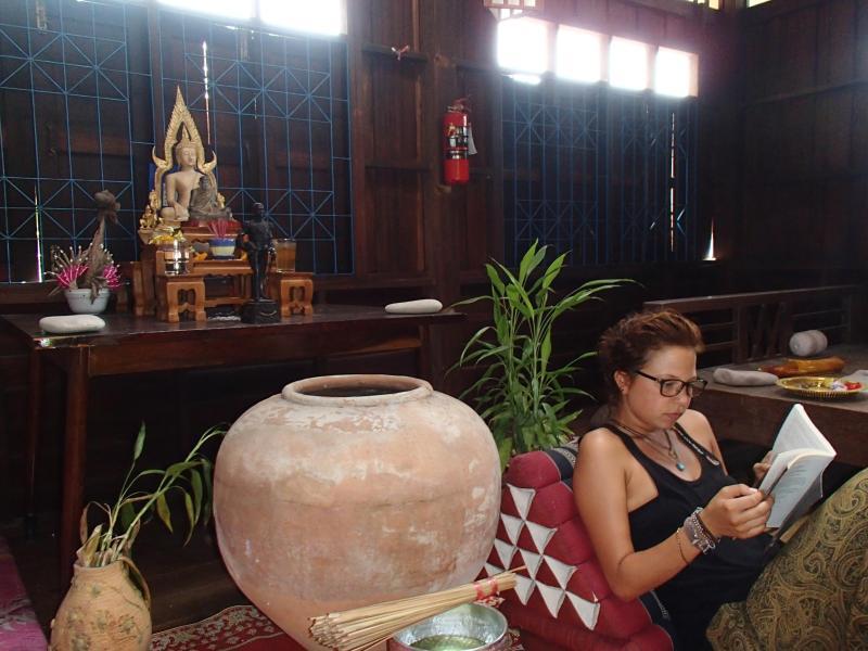 Main house interior. - Thai X-ing B&B Chumphon - Chumphon - rentals