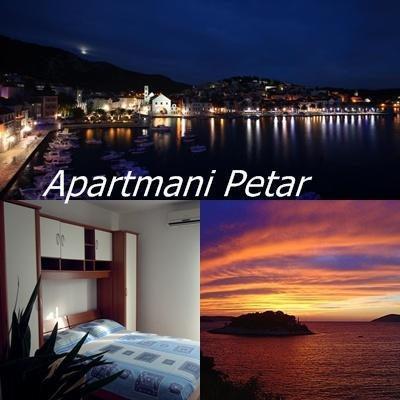 Studio Apartment Petar  A1 Hvar - Image 1 - Hvar - rentals