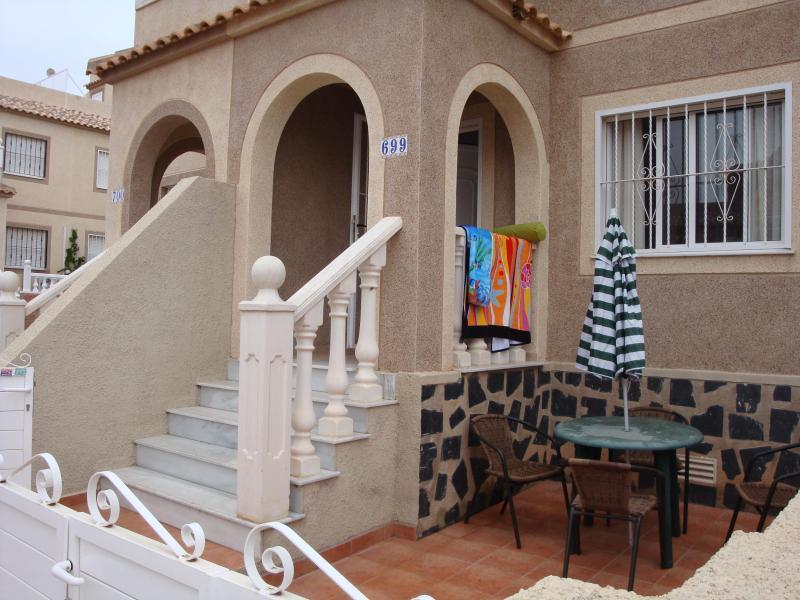 Front view - Sunshine rental in Gran Alacant (Santa Pola) - Gran Alacant - rentals