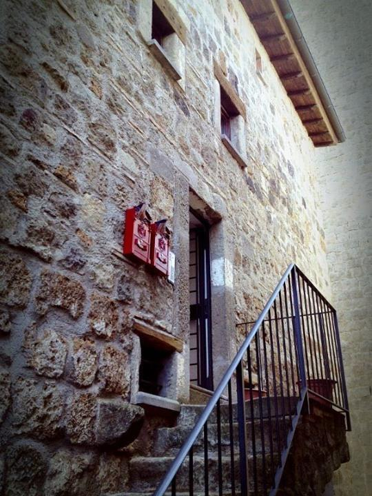 Main entrance - The Farris' Family House - Between Rome, Tuscany and Umbria - Bassano in Teverina - rentals