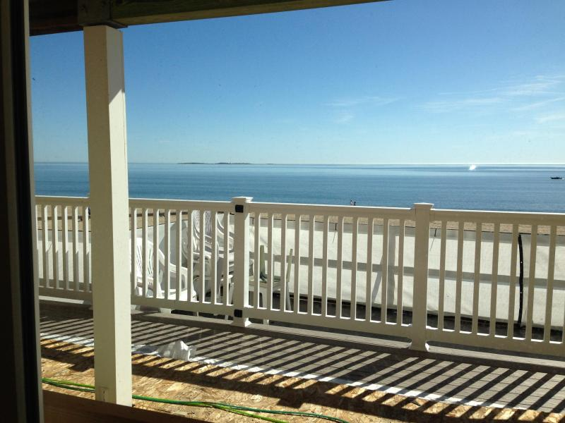 What a view - Oceanfront at The Brunswick in Old Orchard Beach - Old Orchard Beach - rentals