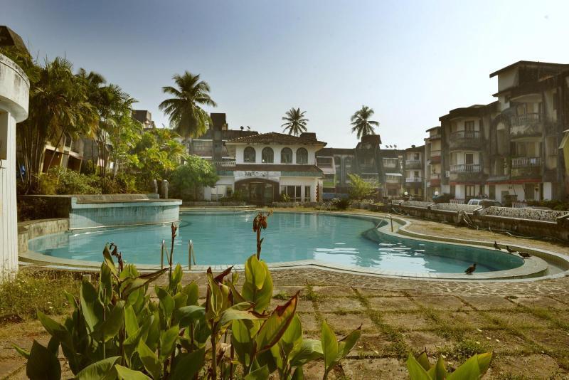 Pool Area - Vacation Apartment in Goa!! - Colva - rentals