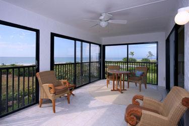 LANAI - Blue Gulf 102 - Sanibel Island - rentals