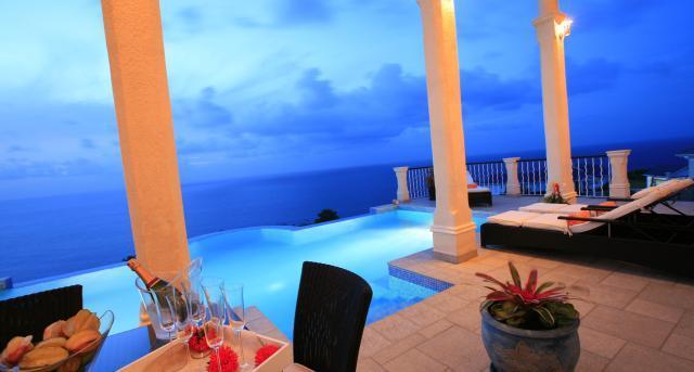 Cayman Villa at Cap Estate, Saint Lucia - Ocean View, Atlantic Breeze, Pool - Image 1 - Cap Estate - rentals