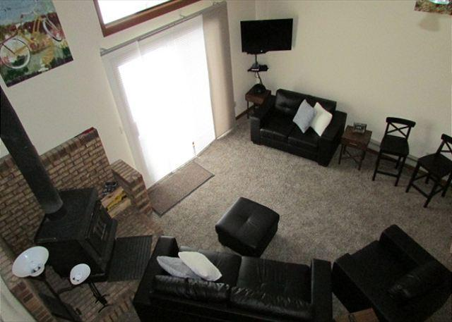 Contemporary Condo close to Park, Beach and McCall Golf Course - Image 1 - McCall - rentals