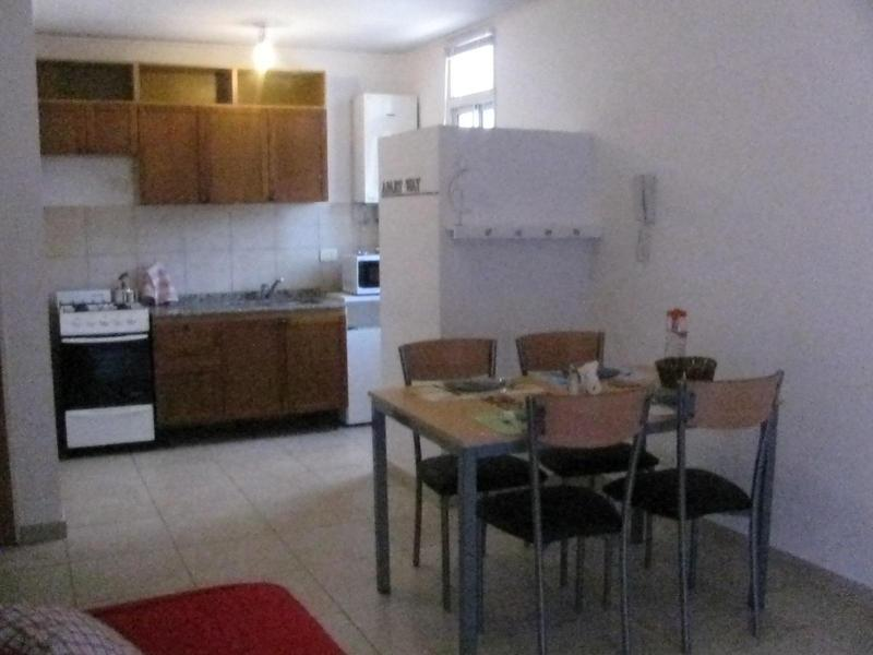 Cocina Comedor - Alquiler Temporal en Rosario - Rosario - rentals