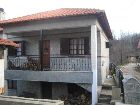 Exterior - Traditional cottage only 20mins from Florina - Prespes - rentals