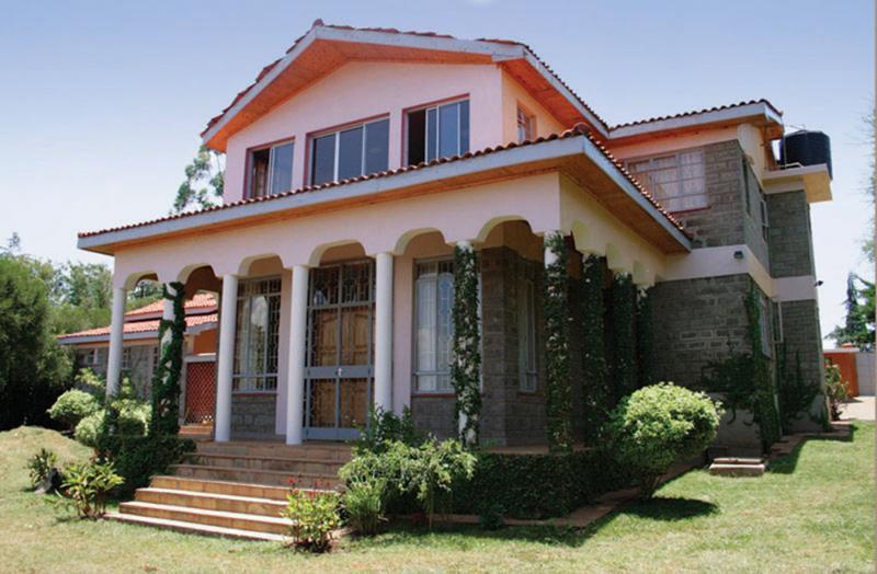 House Front - Ambassadorial Style House in Kenya - Nairobi - rentals