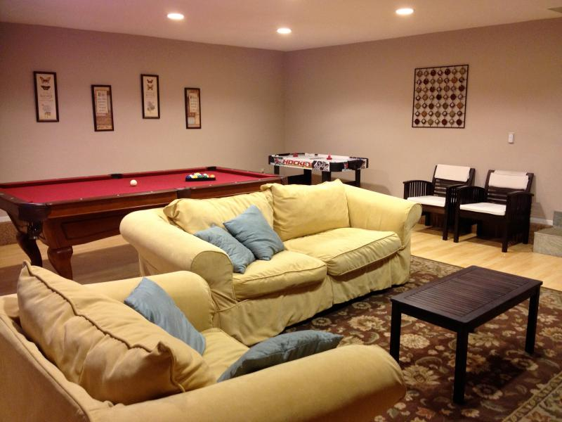 Family Room - Relaxation at Tahoe Escape - South Lake Tahoe - rentals