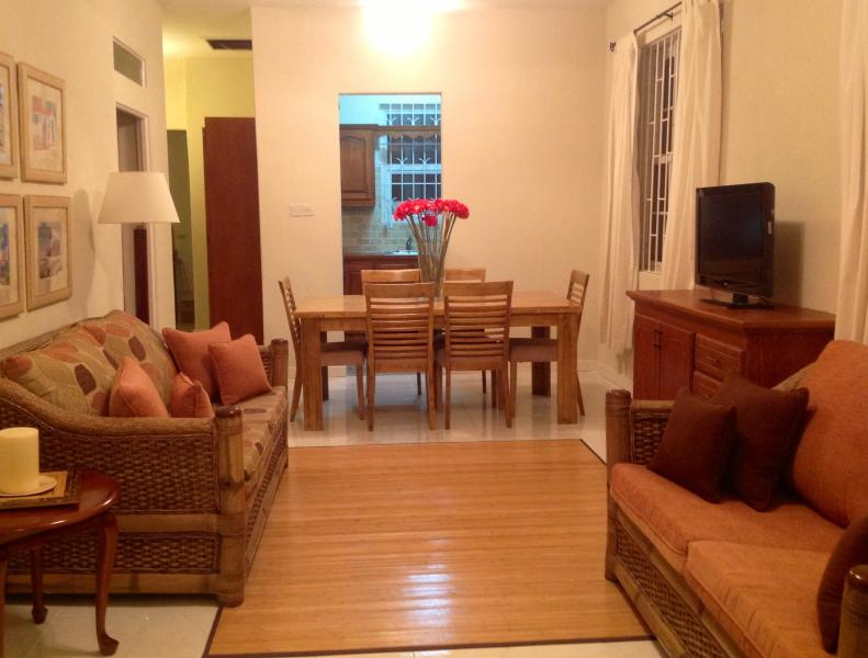 Living Area - GREEN GATES (The Best Little Holiday Home In Barbados) - Maxwell - rentals