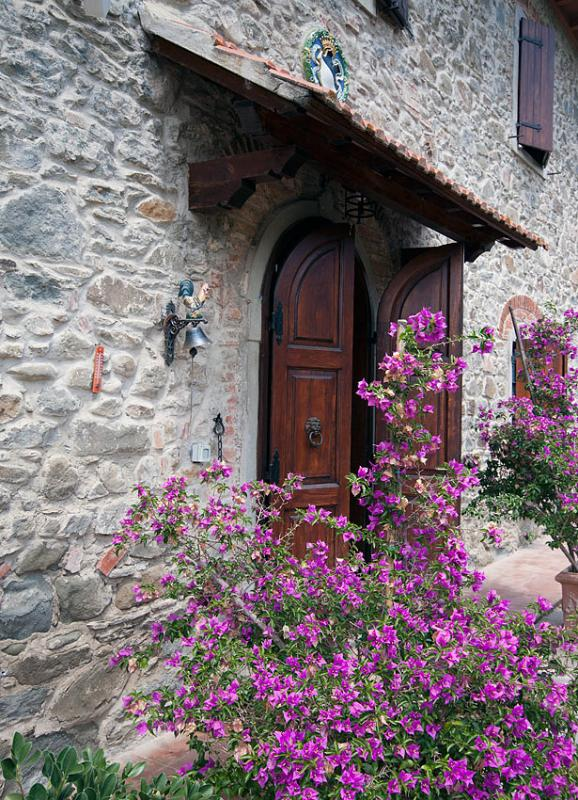 Wonderful 2 Bedroom Tuscan Apartment in Chianti - Image 1 - Greve in Chianti - rentals