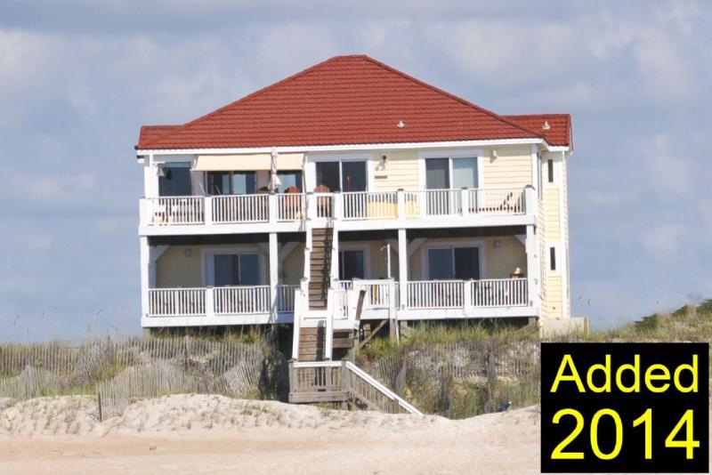 Huge home - Ocean Vista Dr 202 -6BR_SFH_OF_12 - North Topsail Beach - rentals