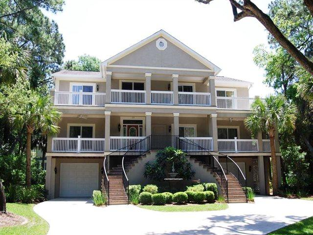 House - Sunny Shores, 109 South Forest Beach - Hilton Head - rentals