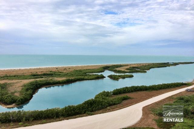 Touch the stars from the balcony - Image 1 - Marco Island - rentals