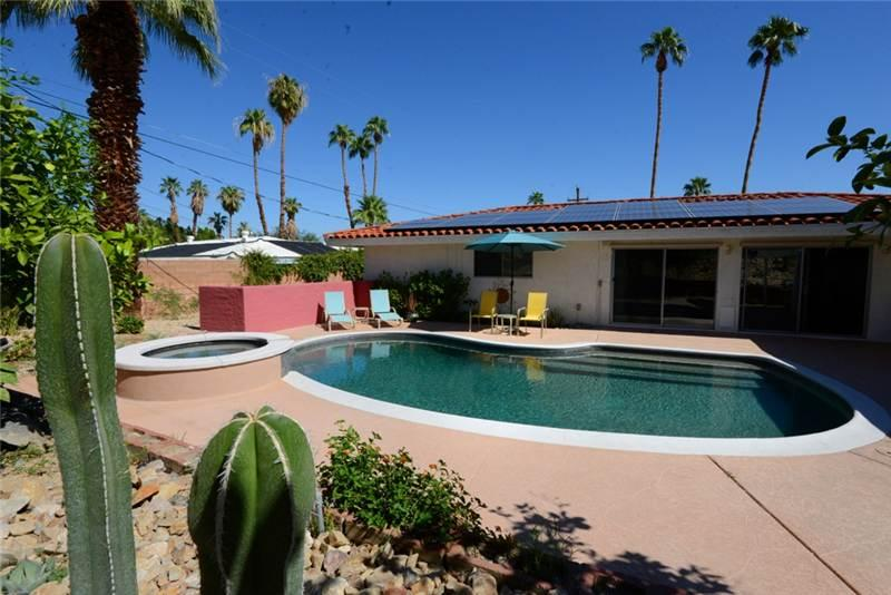 A View from the Cove - Image 1 - Cathedral City - rentals