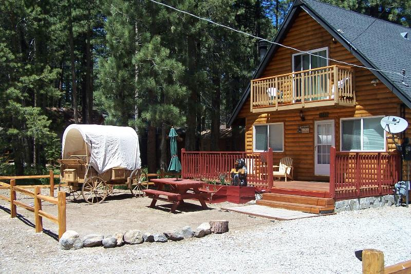 Western as it gets - Welcome To Bear Foot Lodge - South Lake Tahoe - rentals