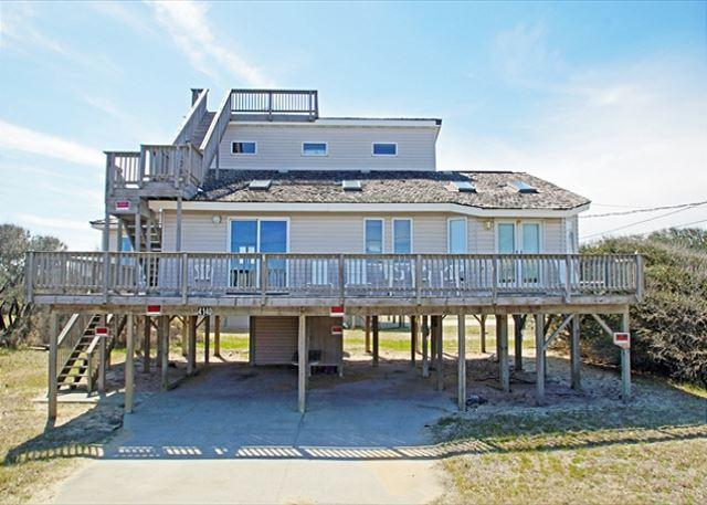 KH4140- WHAT A VIEW - KH4140- WHAT A VIEW - Kitty Hawk - rentals