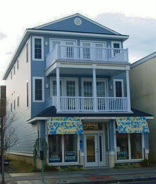 1039 Asbury Avenue, Unit C, 3rd Floor 119408 - Image 1 - Ocean City - rentals