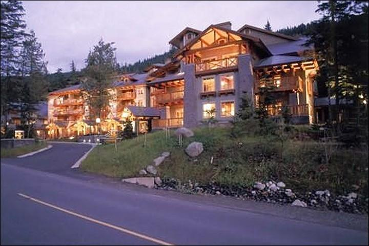 Stunning Complex Exterior - Forest View - Private Balcony (4023) - Whistler - rentals