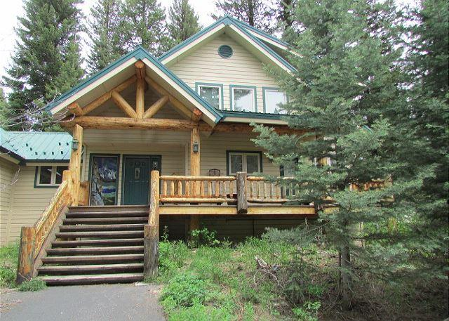 Spacious Mountain Retreat with lots of windows for nature views - Image 1 - McCall - rentals