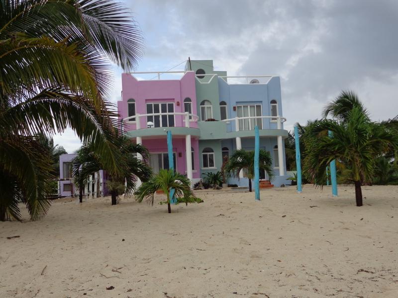 Beach side of House - Jolly Mon - Majahual - rentals