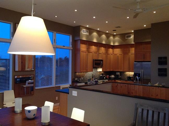Kitchen - Fire Island Pines, NY Luxury Home - Fire Island Pines - rentals