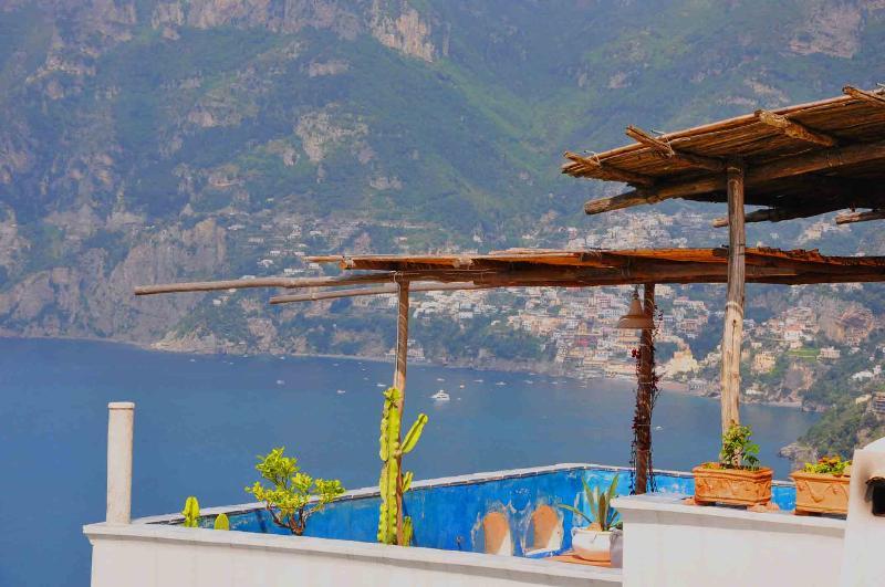 Amalfi Coast Villa in Praiano, Secret Paradise -  Views of Positano. - Image 1 - Pisticci - rentals